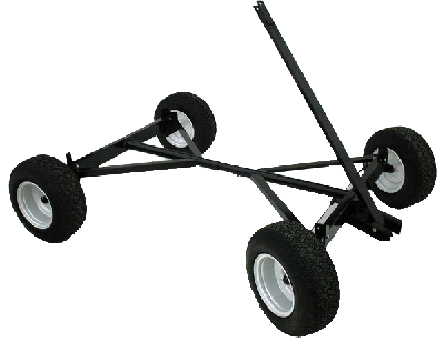 2200 Lb Capacity ATV Utility Wagon