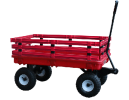 Red / Red Trekker Wagon